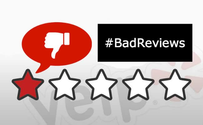 one star bad review