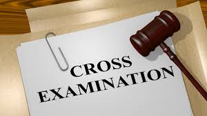 cross examination papers