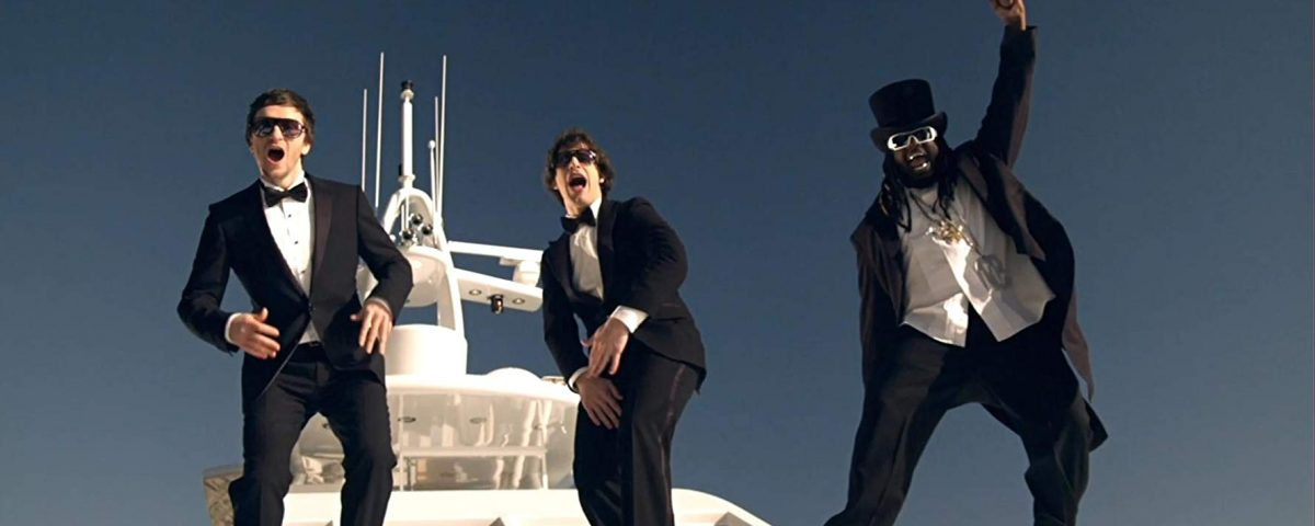 lonely island im on a boat