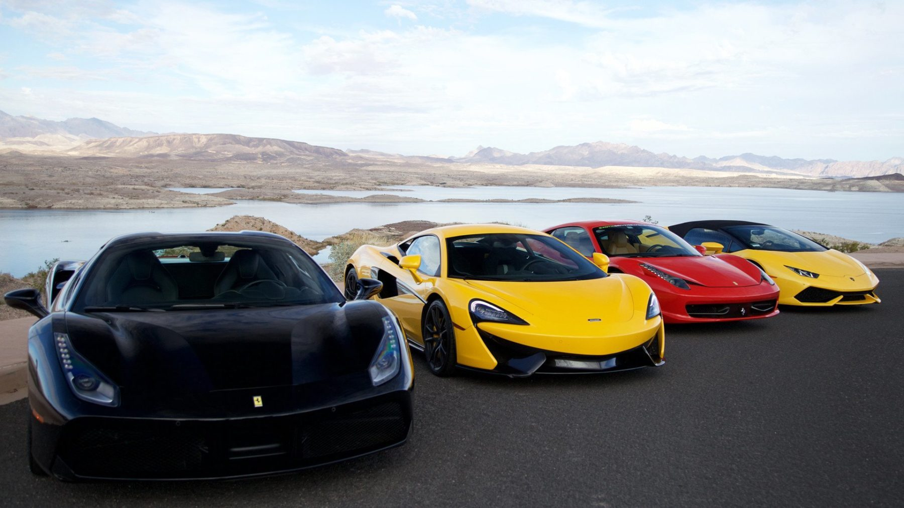 Can You Rent An Exotic Car If You've Been In An Accident