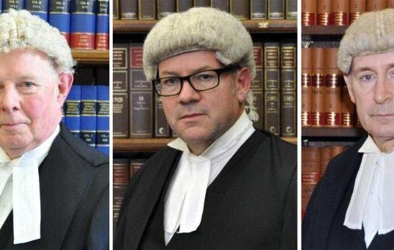 3 judges