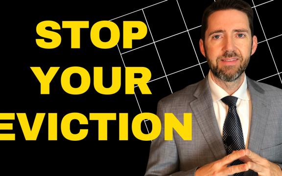 stop your eviction